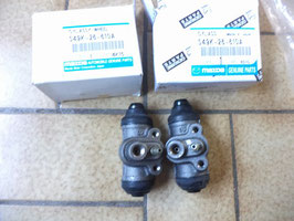 n°sa292 lot cylindre roue mazda serie E s49k26610a