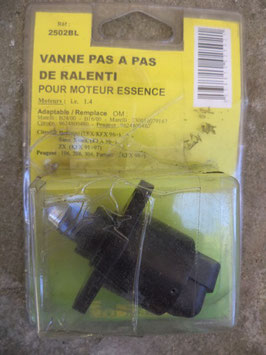 n°vm107 regulateur ralenti citroen berlingo saxo xsara zx 106 2502bl