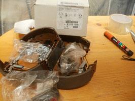 n°067 kit frein arriere r19 e170015
