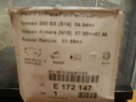 n°v8 jeu plaquette nissan almera e172147