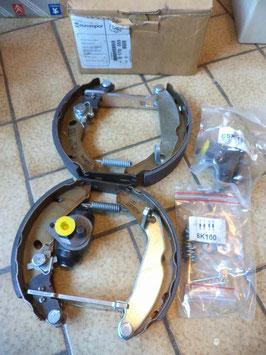 n°cl14 kit frein ar ford courier fiesta e170085