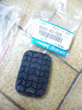 n°sa341 caoutchouc pedale frein embrayage mazda mx5 b09243028
