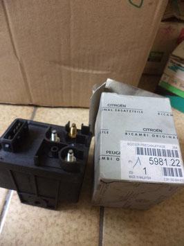 n°h230 boitier prechauffage citroen xm peugeot 605 598122