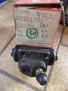 n°dr234 cylindre roue daf r22017a1