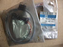n°p378 contact fermeture porte opel astra calibra omega 90357540