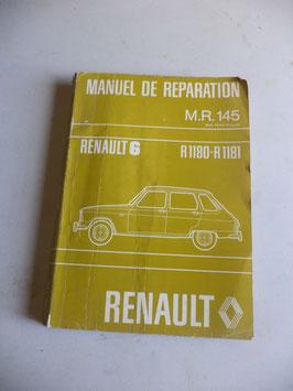 n°rn45 catalogue renault r6 mr145