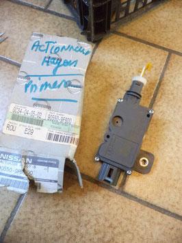 n°nc198 moteur centralisation coffre nissan primera 905509f600