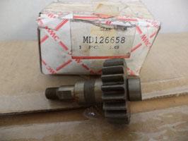 n°l95 pignon pompe huile l300 md126658
