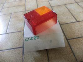 n°6ce82 cabochon feu remorque ard saturnus 6027 095