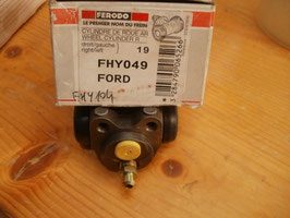 n°15 cylindre roue ford fiesta fhy049 fhy104