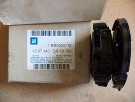n°p196 moteur retroviseur opel astra F 90560716