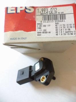 n°ce137 capteur pression admission audi a3 a6 tt 1993012