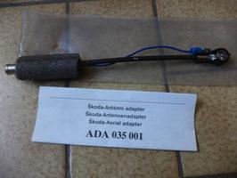 n°e516 adaptateur antenne skoda octavia ada035001