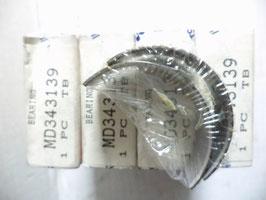 n°d314 lot 4 coussinet bielle space star md343139
