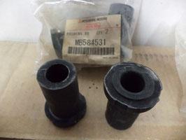 n°l138 kit 2 bagues lames ressort l200 pajero mb584531