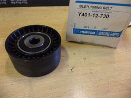 n°ma483 galet enrouleur accessoire mazda 2 3 y40112730