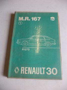 n°rn44 catalogue renault r30 rm167