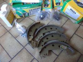 n°gd603 kit frein renault fuego r18 break k604647 MGA