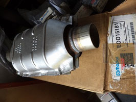 n°z105 pot catalytique lebaron cherokee wrangler e0015181