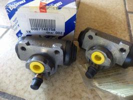 n°fv372 lot cylindre roue dedra delta ypsilon 7740758
