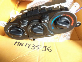 n°d168 commande chauffage mitsubishi l200 mn123596