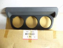 n°d197 console manometre mitsubishi pajero mb776081