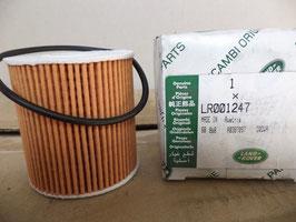 n°f25 filtre huile freelander range lr001247