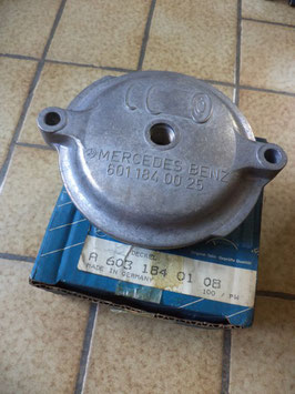 n°e171 couvercle filtre gazoil mercedes 190 w124 6031840108 6011840025