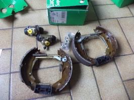 n°gd570 kit frein renault r9 r11 gsk1037 lucas