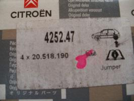 n°34 jeu plaquettes jumper 425247