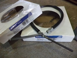 n°gm139 jeu cable frein arriere pontiac trans sport 18034098