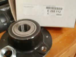 n°0063 roulement roue citroen c4 peugeot 307 e268112