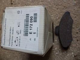n°pc5 jeu plaquette ford escort e172090