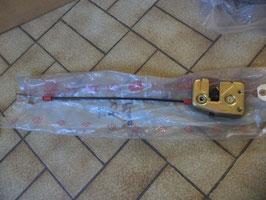 n°v430 verrou dossier banquette ard citroen c3 pluriel 8957lp
