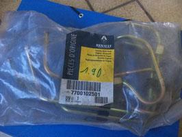n°b207 collection tuyau gazoil renault 1.9d 7700102501