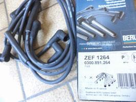 n°ce81 jeu fil bougie ford scorpio sierra zef1264