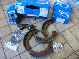 n°gd520 kit frein peugeot 306 zx 391302b bendix