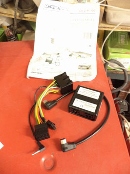 n°au65 interface pionner opel cadpi150