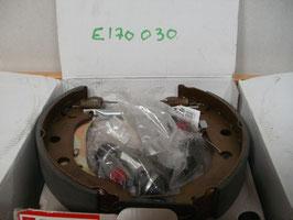 n°0088 kit frein arriere renault kangoo e170030