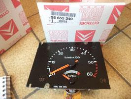 n°c80 compte tours turbo citroen xm 95655349