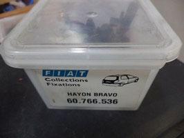 n°fv328 kit agrafe et fixation bravo hayon 60766536