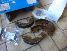 n°gd519 kit garniture frein renault fuego r18 r14 391013b bendix