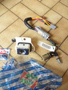 n°k3 kit neiman serrures lancia zeta incomplet 9790473280