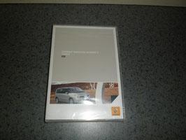 n°0173 cd gps carminat v30 renault cnizv30