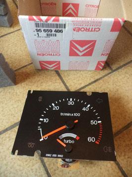 n°c125 compte tours citroen xm 2.1td diesel 95659486