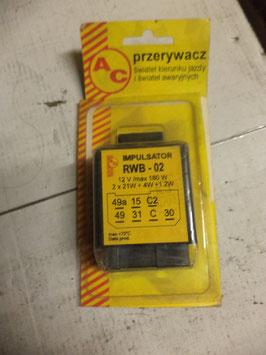 n°r184 relais RWB 02 fso polonez