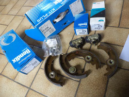 n°gd342 kit frein arriere fiat 500 126 391084b bendix