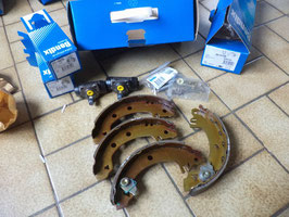 n°gd517 kit frein ford sierra 391185b bendix
