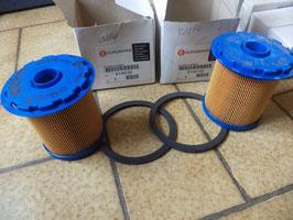 n°cm15 lot filtre gazoil renault megane kangoo clio scenic e148122