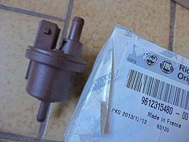 n°w257 filtre charbon fiat ulysse scudo phedra c8 9612315480